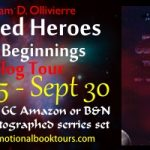 Cursed Heroes, The Beginnings Blog Tour and #BookGiveaway