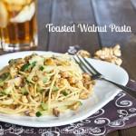 Toasted Walnut Pasta