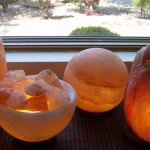 Himalayan Salt Lamp Review and Sweeps
