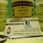 Countrytrail Soy Candle and Melts Giveaway