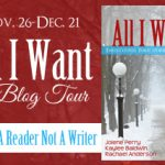 All I want – Three Stories. Three Couples. One Holiday. Book Review