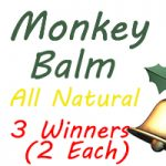 Monkey Balm #Time4mommyHolidayGiftGuide