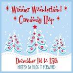 Winter Wonderland #winnerwndrland Giveaway