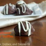 Gingerbread Biscoff Truffles Recipe