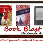 A Political Affair & Naturally, Charlie Book Blast