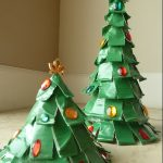 How To Make A Duct Tape Christmas Tree Ornament {Video}