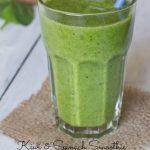 Kiwi & Spinach Smoothie