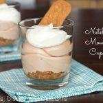 Nutella Mousse Cups Recipe