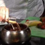 Chocolate Fondue – Baily's Irish Cream Dream {Video}