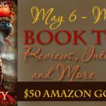 Fall of Sky City Book Tour