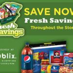 Find savings on fresh foods at Publix® Fresh Savings Event #MyBlogSpark