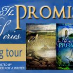Journey of Promise by Vickie Hall Blog Tour and Interview