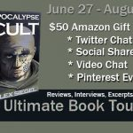 Apocalypse Cult Book Tour #ApocalypseCultBookTour