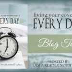 Living Your covenants Every Day #AuthorInterview #Giveaway