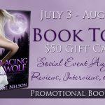 Embracing the Wolf Book Tour #EmbracingTheWolfBookTour