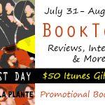 Last Day Book Tour #Book Blast