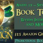 Keeper of Reign Book Tour