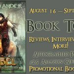The Legend of the Spider-Prince: Rebel by Margo Ander Cover Reveal and Book Tour