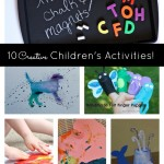 10 Creative Children's Activities