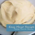 Easy Homemade Mayo Recipe