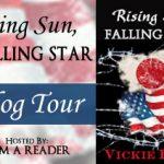 Rising Sun Falling Star Blog Tour