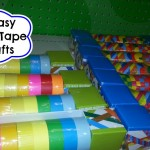 3 Easy Duct Tape Crafts