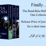 BEND-BITE-SHIFT SAGA BOX SET! Now available!