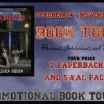 Haunted U Book Tour #Excerpt