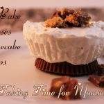 No-Bake Reeses Cheesecake Cups