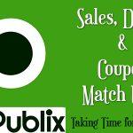 Publix Coupon Match- up 10/9