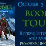 Shardfall by Paul E. Horsman Book Tour