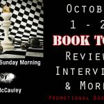 The King of Sunday Morning Book Tour