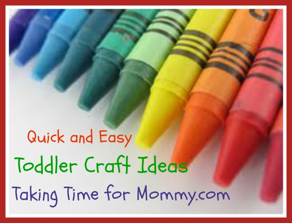 quick craft ideas and easy toddler craft ideas 2799