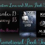 Phantom Love by Kfir Luzzatto #BookReview