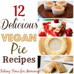 12 Delicious Vegan Pies