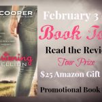 Glistening Rebellion by Jill Cooper #BookTour #Giveaway