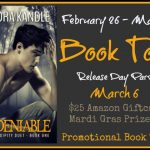 Undeniable by Tawdra Kandle #Book #Contest