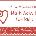 A Fun Valentine's Day Math Activity for Kids
