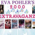 Eva Pohler's 2000 Likes Giveaway