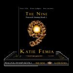 Peacock Swamp: Book 1 | The Nine by Katie Femia #BookBlast
