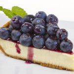 Florida Blueberry Cheesecake Recipe @FreshfromFl