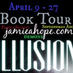 Illusion by Jamie A. Hope Release Day!