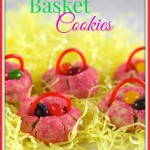 Recipe – Pink Basket Cookies