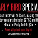 Indie Bookfest 2014 Panels, Early Bird Tickets, and Kindle Fire HD Giveaway