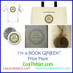 """I'm a BOOK G[R]EEK"" The Gatekeeper's Sons by Eva Pohler"