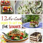 12 No-Cook Dishes to get you ready for Summer