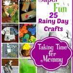 25 Rainy Day Crafts