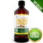 100% PURE RAW ORGANIC YACON ROOT SYRUP Review