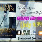 A Dangerous Season by Olivia Hardin Book Blast