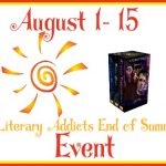 Literary Addicts End of Summer Event August 1 – 15 #Giveaways